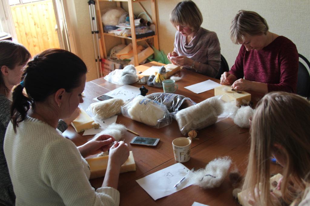 мастер-классы в Воронеже