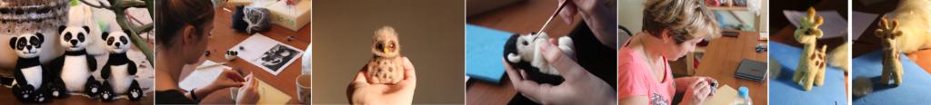 мастер-классы по валянию из шерсти воронеж. обучение валянию