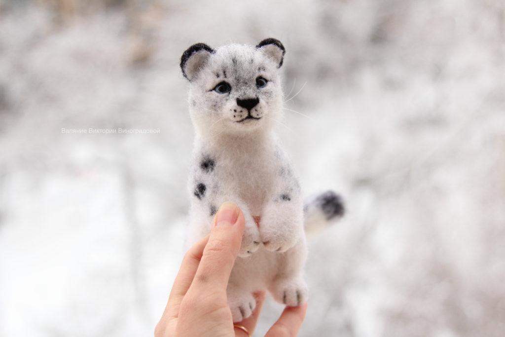 снежный барс ирбис