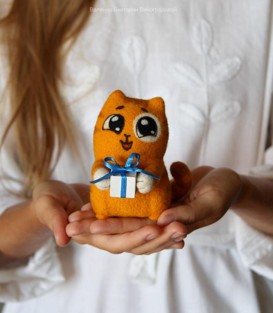 Игрушка в подарок